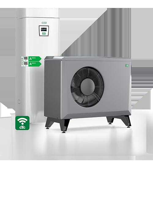 JEMT Vatten och Värme  installerar en hel del olika värmepumpar. Liksom allt  vi säljer så är både pumpar och installationsmaterial av högsta kvalitet, och främst installerar vi värmepumpar från CTC och Mitsubishi