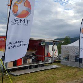 JEMT Vatten och Värme finns på Mittia gård och skog i Ljusdal 3-4 sep