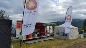 JEMT Vatten och Värme finns på Mittia Gård och Skog i Ljusdal 3-4 september